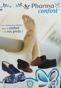 chaussons chaussures pharmacie l hermenault